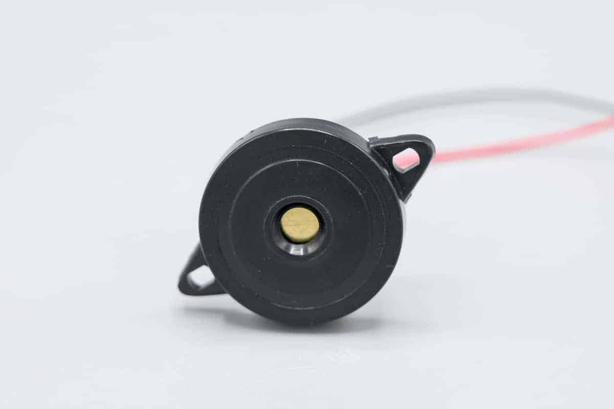 22mm Piezo Transducer