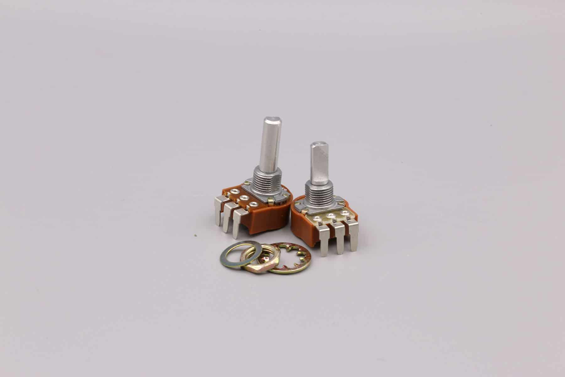 B50K Potentiometer with Washers