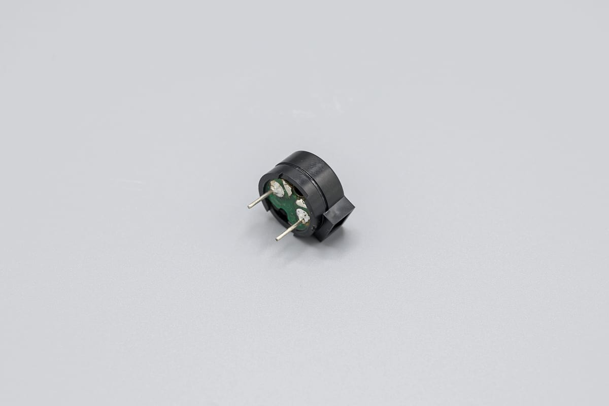 Magnetic Buzzer with Internal Drive Circuit