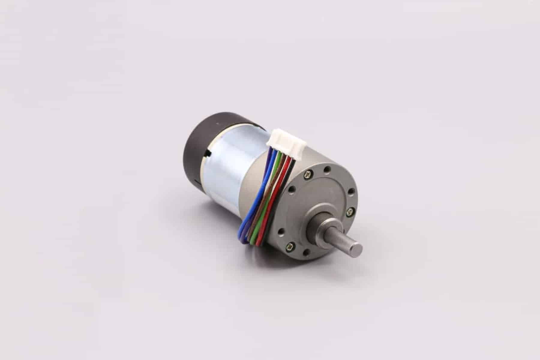 RB35 Spur Gear Motor with Optical Encoder